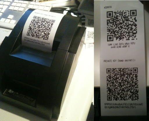 Bitcoin QR Codes