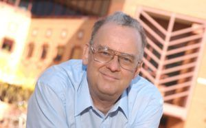 A picture of Ralph Merkle, the man who invented the Merkle Tree.
