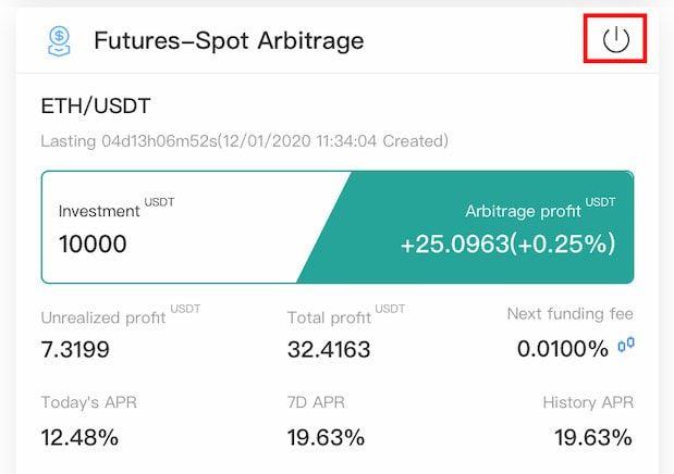 Futures-Spot Arbitrage