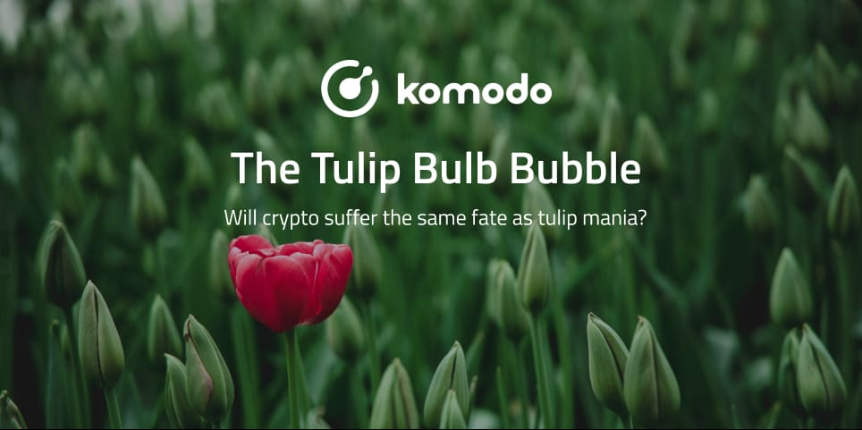 The Tulip Bulb Bubble: Is Crypto Destined For The Same Fate?