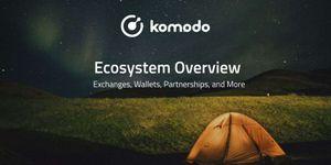 Komodo Ecosystem Overview