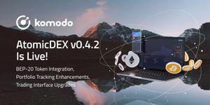 AtomicDEX v0.4.2 Is Live✅