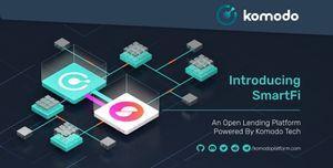 SmartFi - An Open Lending Platform Powered By Komodo Tech