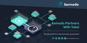 Komodo And Tokel Form Strategic Partnership