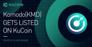KMD Now Available On KuCoin