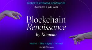 BlockREN 2021 | A Global Blockchain Event By Komodo
